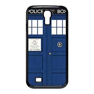 Samsung Galaxy S4 9500 Cell Phone Case Black Doctor Who 008 Basic Cell Phone Carrying Cases LV_6098229