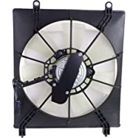 MAPM Premium ACCORD 13-16 A/C CONDERSER FAN ASSEMBLY, Single Fan, 4 Cyl, (Cpe-LX-S)/(Sdn-Toyo Brand), Exc Hybrid