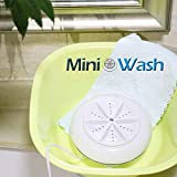 Washing Machine Mini Portable Laundry Fruit Cleaner