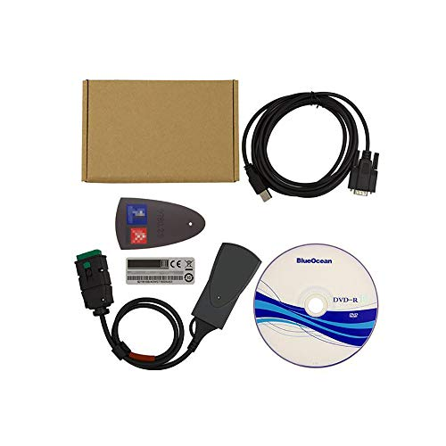 Lite Version lexia3 PP2000 with Diagbox V7.83 Software for Citroen/Peugeot,support read identification, read fault codes, clear fault codes, auto-scan etc. Multiple language available (Identification Software)