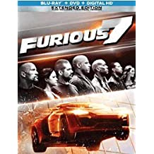 Furious 7: Exclusive Steelbook Edition
