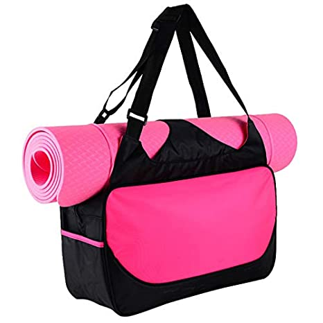 Bbacb Bolsa Impermeable para Yoga, Esterilla de Yoga ...