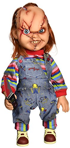 Mezco Childs Talking Chucky Action