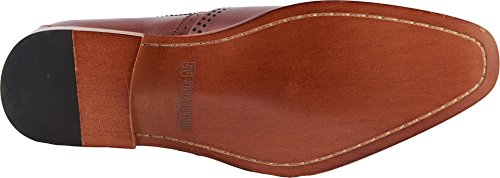 Stacy Adams Mens Saunders Cognac
