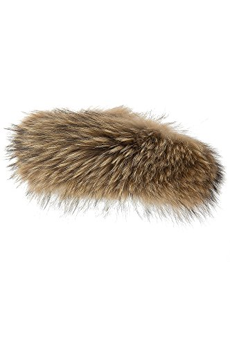 Finn Raccoon Fur Headband