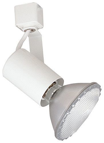 Elco Lighting ET647W Line Voltage Mini Universal Fixture for 150W max PAR/R Lamp