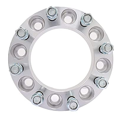 ECCPP 8 Lug Wheel Spacers 1.5