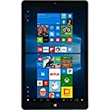 """NuVision 10.1"""" Tablet PC with Digital Pen Solo 10 Draw - Signature Edition MODEL: TM101W610L Microsoft Windows 1010.1 in diagonal Full HD IPS touchscreen (1920 x 1200), 10-finger multi-touch support"""