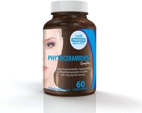 Phytoceramides - Améliorez votre Image avec la supplémentation de l'intérieur! ✔Best dans les soins de la peau anti-âge - produit de beauté de céramide-pcd