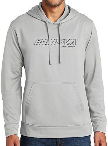 INNOVA Prime Performance Pullover Hoodie Hooded Disc Golf Sweatshirt