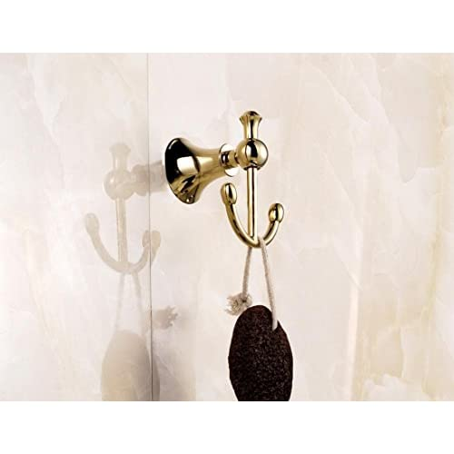 BLYC- Antique hanging/wall/wall/hangers/hooks/coat hook/doors/robe hook , gold free shipping
