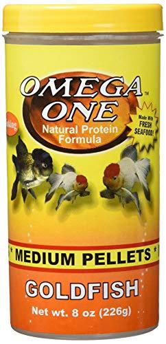 OMEGA One Goldfish Pellet Medium -