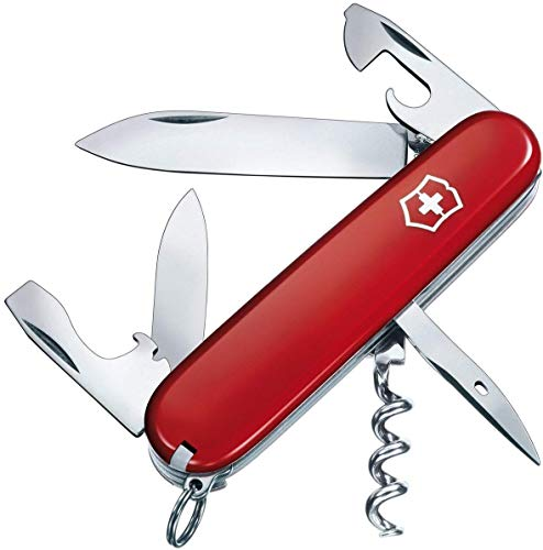 Victorinox Spartan Red Swiss Army Knife (1.3603) Price & Reviews