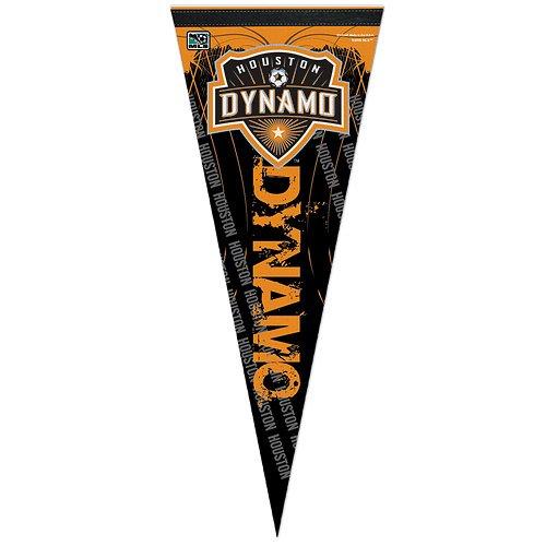 Dynamo Ball - SOCCER Houston Dynamo Premium Pennant, 12