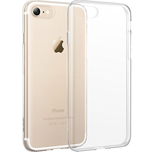 ESR iPhone 8 Case, iPhone 7 Case, Crystal Clear Transparent Gel Case...