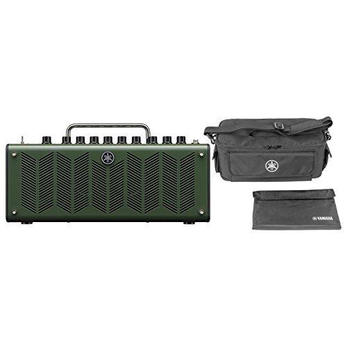 (Yamaha THR10X Guitar Amplifier HIGH GAIN 10 watt (5W+5W) Stereo Amplifier with Cubase AI6 Software and Gig Bag Yamaha Guitar Amplifier Bundle)