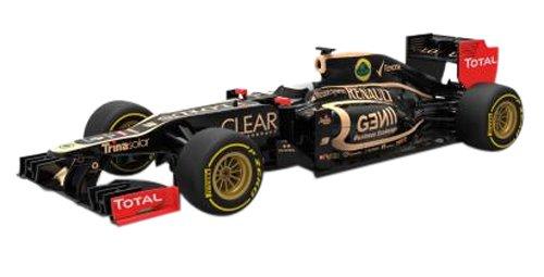Karting Scale - Corgi 1:43 Lotus F1 Team E20 Kimi Raikkonen Race Car Model