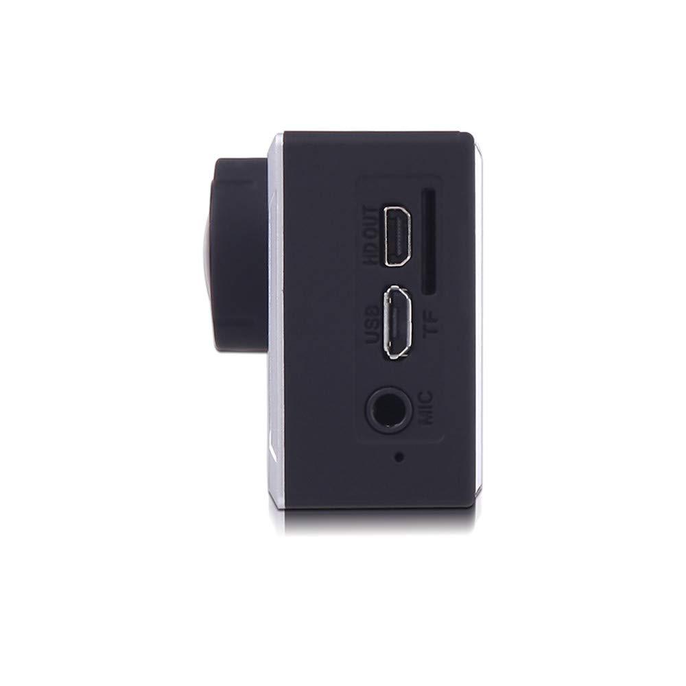 4K30M 2-Zoll-High-Definition-Bildschirm Hohe Bildrate: Amazon.de: Kamera