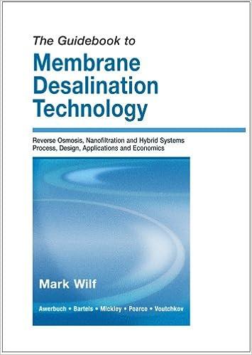 Principles pdf nanofiltration and applications