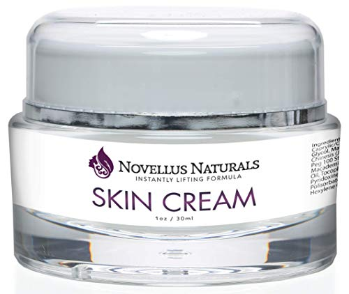 (Novellus Naturals- Instant Lifting Formula- Luxury Facial Moisturizer- Anti-Aging Ingredients Designed to Diminish Fine Lines and Wrinkles, Even Skintone and Complexion- Extensive Hydration)