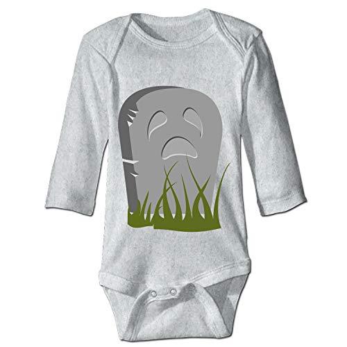 YSKHDBC Halloween Gravestone Unisex Baby