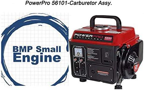 BMotorParts 56101-047 - Carburador
