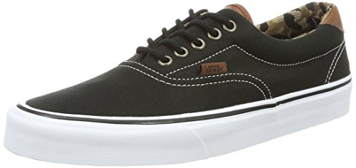 buy online with paypal pick a best for sale Vans Unisex Adults' Era 59 Low-Top Sneakers Black (C&l) sale low shipping fee sale shop xtC5euki