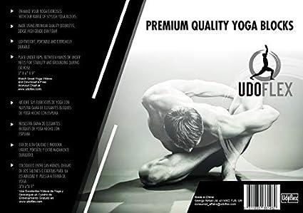 Bloque de Yoga Udoflex