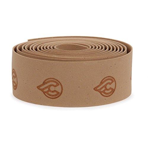 Cinelli Cork Ribbon Handlebar Tape, Natural (Dispenser Glue Cap)
