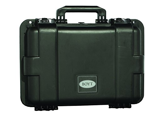 (Boyt Harness H-Series Double Handgun Case)