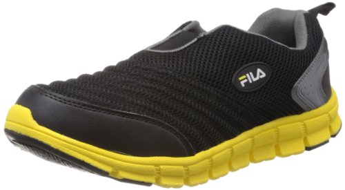 Fila Men's Black Synthetic Outdoor Multisport Training Shoes (361SC111201N) -9 UK/India(43 EU)(10...