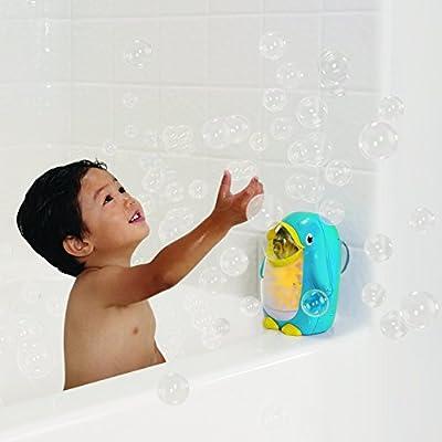 Munchkin Bath Fun Bubble Blower : Bathtub Toys : Baby