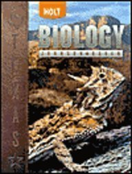 Biology Grades 9-12: Holt Biology Texas