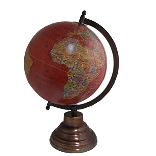 Jewel World Globe - 5