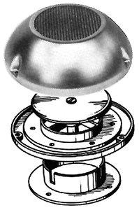 Ventilator Stainless Steel - 3