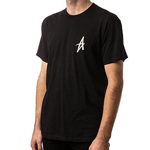 Tee Altamont (ALTAMONT Mini Decade Icon (Black) T-Shirt-Large)