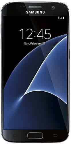 Samsung Galaxy S7 G930v 32GB Verizon Wireless CDMA 4G LTE Smartphone w/ 12MP Camera - Black Onyx (Renewed)