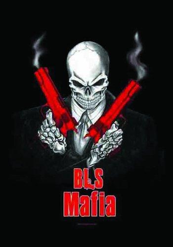 LPGI Black Label Society Hit Man Fabric Poster, 30 by (Label Society Poster)