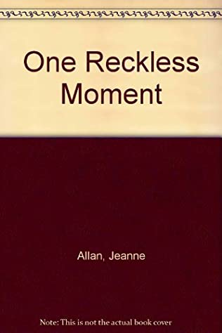 book cover of One Reckless Moment