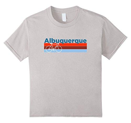 unisex-child Albuquerque Retro Bike & Mountain Bike - New Mexico T-Shirt 10 (Albuquerque New Mexico Street)