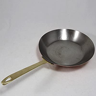 Revereware Paul Revere Limited Edition Copper/Stainless Steel Skillet 8.5 Inch