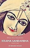 Krama Sandarbha, Canto 1: Jīva Gosvāmī's