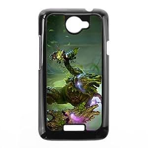 HTC One X Black phone case League of Legends Maokai AJK8706913