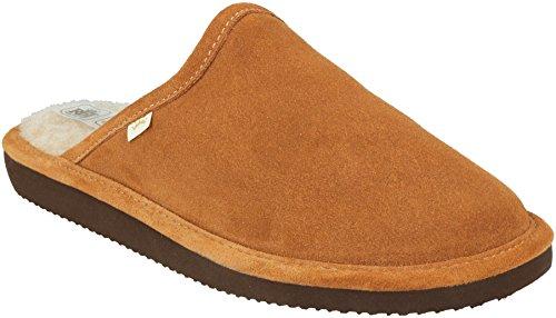 Chaussons D'agneau Dans En Naturelle Rbj Laine Femme Shoes Et 973 Marron Peau Pour Leather 0WgfE4H1