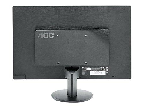 AOC e970swn 18.5-Inch LED-Lit Monitor, 1366 x768 Resolution, 5ms, 20M:1 DCR, VGA, VESA by AOC (Image #7)