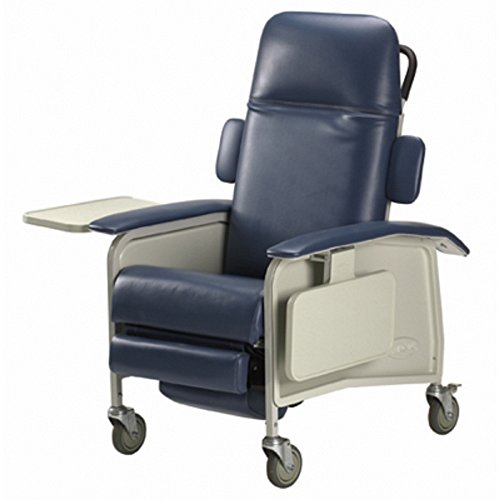 Invacare 3 Position Recliner - Invacare - Clinical Three-Position Recliner - Blueridge