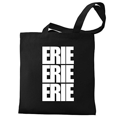 words Bag Eddany three Eddany Canvas Erie Erie Tote x1pzn6