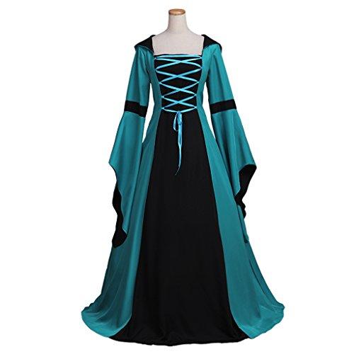 CosplayDiy Women's Victorian Costume Lady Dress XXL (Renaissance Dress Plus Size)