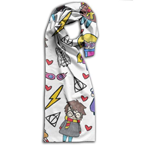 Friendship Is Magic Long Scarfs Womens Stylish Shawl Wrap Large Blanket For Fall & Winter 11