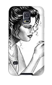 PFgJngz1088YpphP Tpu Case Skin Protector For Galaxy S5 Dragon With Nice Appearance
